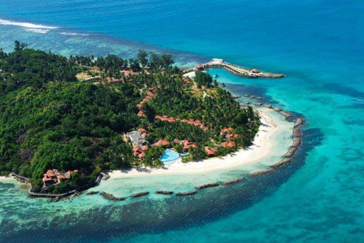 Seychelles St Anne